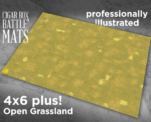 GRASSLAND GAMING BATTLE MAT