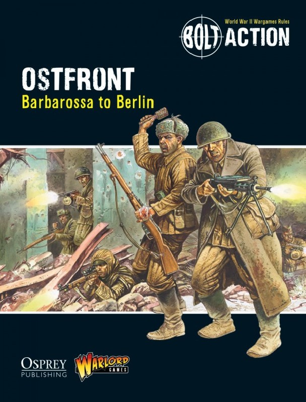 OSTFRONT: BARBAROSSA TO BERLIN