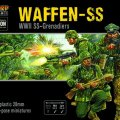 Photo of Waffen SS - Plastic Box Set (402012101)