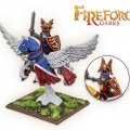 Photo of Albion - Lion/Fleur de Lis - Noble on Pegasus (FWALCH01)
