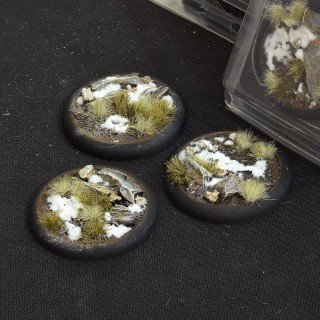 Winter Bases RoundLip 50mm (x3)