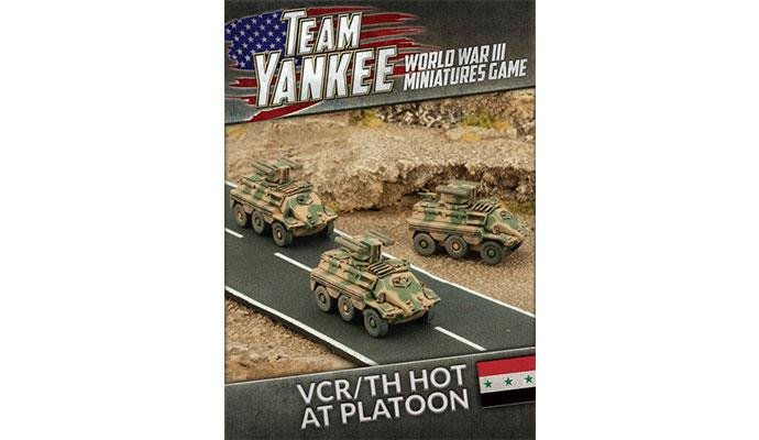 VCR/TH HOT Anti-tank Platoon