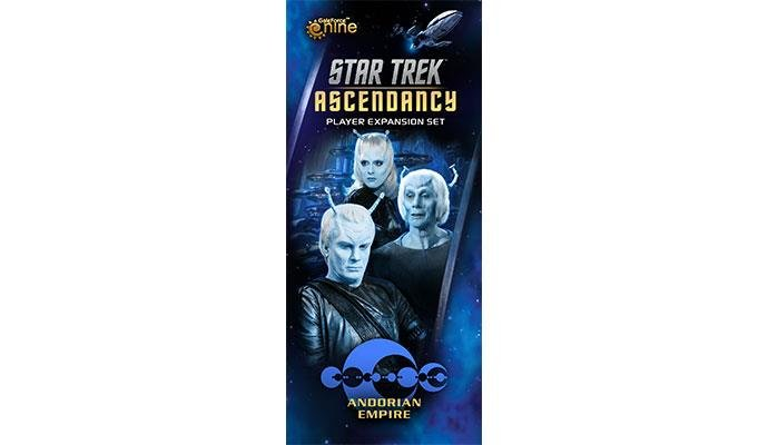 Star Trek Ascendancy Expansion - Andorian Empire