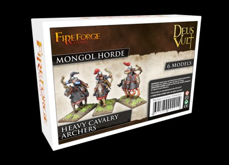 MONGOL HEAVY CAVALRY ARCHERS