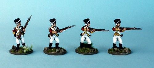 Irish Militia, Londonderry Regt. Grenadiers