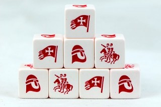 Christian Faction Dice