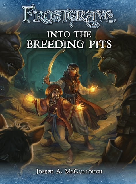 Into The Breeding Pits-Frostgrave Supplement