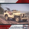 Photo of Willys MB ¼ ton 4x4 Truck (Commonwealth) (RU-280050)