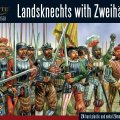 Photo of Landsknechts with Zweihanders (202016002)