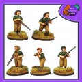 Photo of Women's Land Army (Shotguns) (HF002)