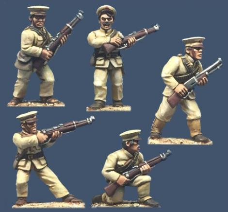 Mexican Federale Rifles