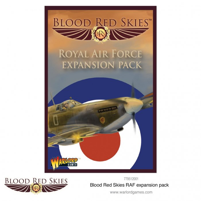 Blood Red Skies RAF Expansion Pack