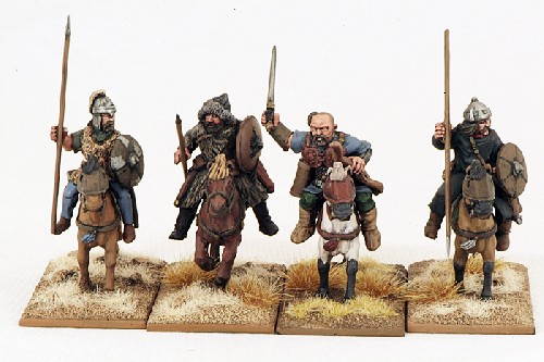 Steppe Tribes Hearthguards