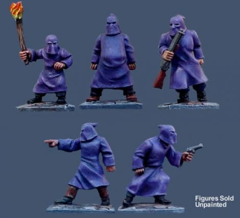 Evil Hooded Minions 1