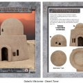 Photo of Galactic Warzones - Desert Tower (BB579)