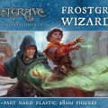 Photo of Frostgrave Wizards II (Level 1) (PDLvl1)