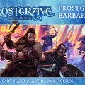 Photo of Frostgrave Barbarians (FGVP04)