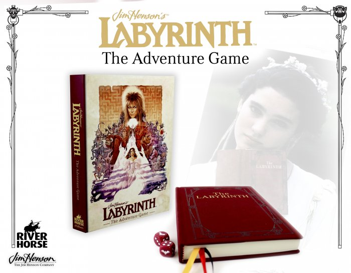 Jim Henson's Labyrinth The Adventure Game