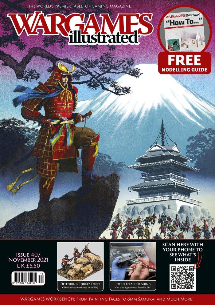 Wargames Illustrated 407 - Wargames Illustrated
