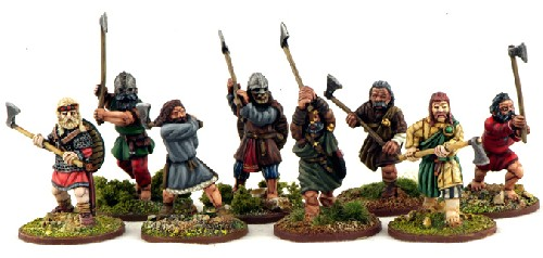 Norse Gael Warriors (Dane Axes)