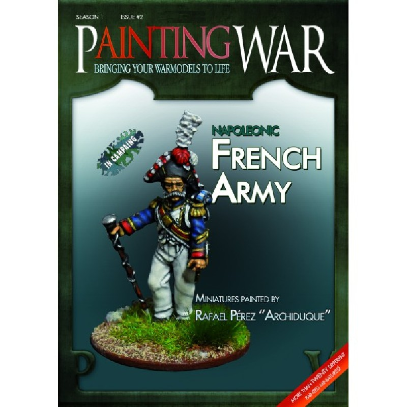 Painting War 2: Napoleonic French.