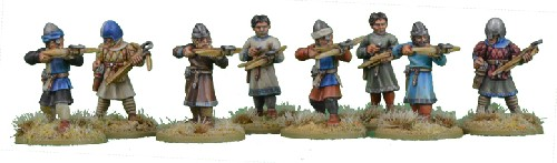 Crusader Sergeants with Crossbows