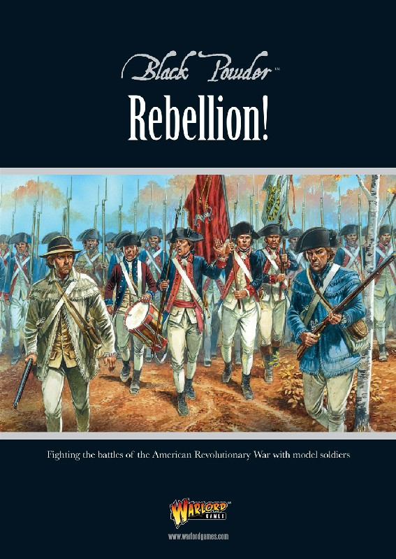 Rebellion! Black Powder Supplement.