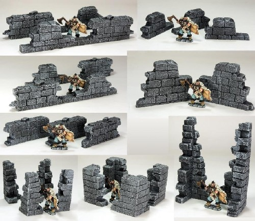 Ruined Walls Pack