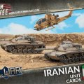 Photo of Team Yankee - Iranian Unit Cards (TIR901)