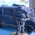 Photo of Police SWAT Van (8052)