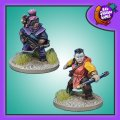 Photo of Dwarf Crossbow and Monk (BFM100)