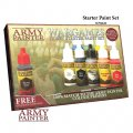Photo of Wargames Hobby Starter Paint Set (AP-WP8020)
