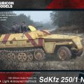 Photo of SdKfz 250/1 Neu   (RU-280038)