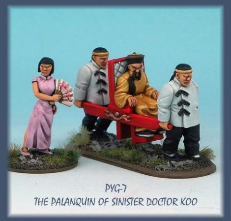 The Palanquin of Dr. Koo