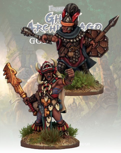 Totem Warrior & Vanguard