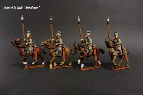 German Uhlans