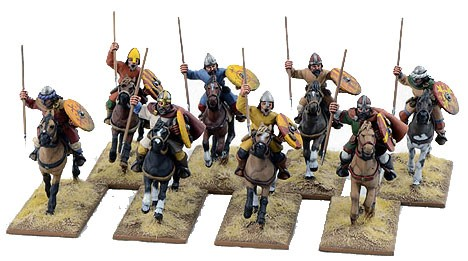 Spanish Mounted Jinetes (Warriors)