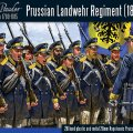 Photo of Prussian Landwehr regiment 1813-1815 (302012501)