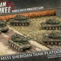 Photo of M551 Sheridan Tank Platoon (TUBX17)