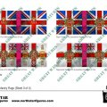 Photo of British 2nd Division Infantry Flags (Sheet 3 of 4) (BRC007 )