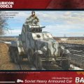 Photo of BA-10 Soviet Heavy Armoured Car (RU-280085)