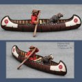 Photo of Sgt. Prestown's Canoe (resin canoe) (PYP 03)