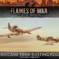 Photo of Desert Rats Hurricane Flight (x2) (BBX40)