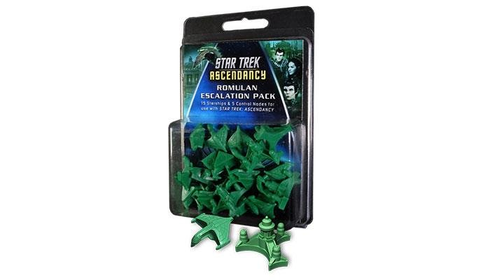 Star Trek Ascendency: Romulan Escalation Pack