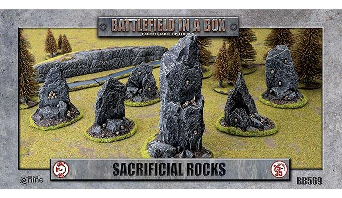 Sacrificial Rocks