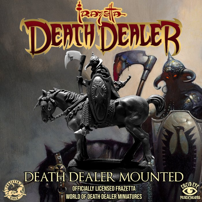 Death Dealer Mounted