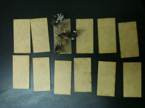 Bases for Death in the Dark Continent