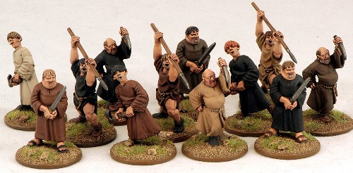 Fanatic Pilgrims (SFH07 Monks)