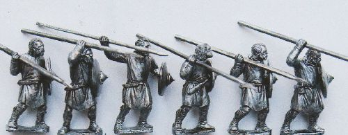 Pict/Dark Age Spearmen