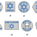 Photo of Israeli Token Set (TTK11)